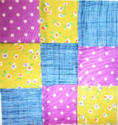 patchwork Léonie